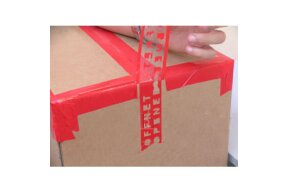 SECURE TAPE 50MM X 50M